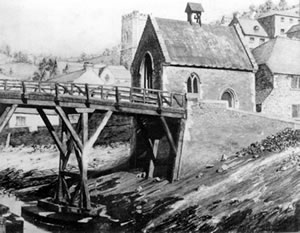 Wooden Bridge, Bideford